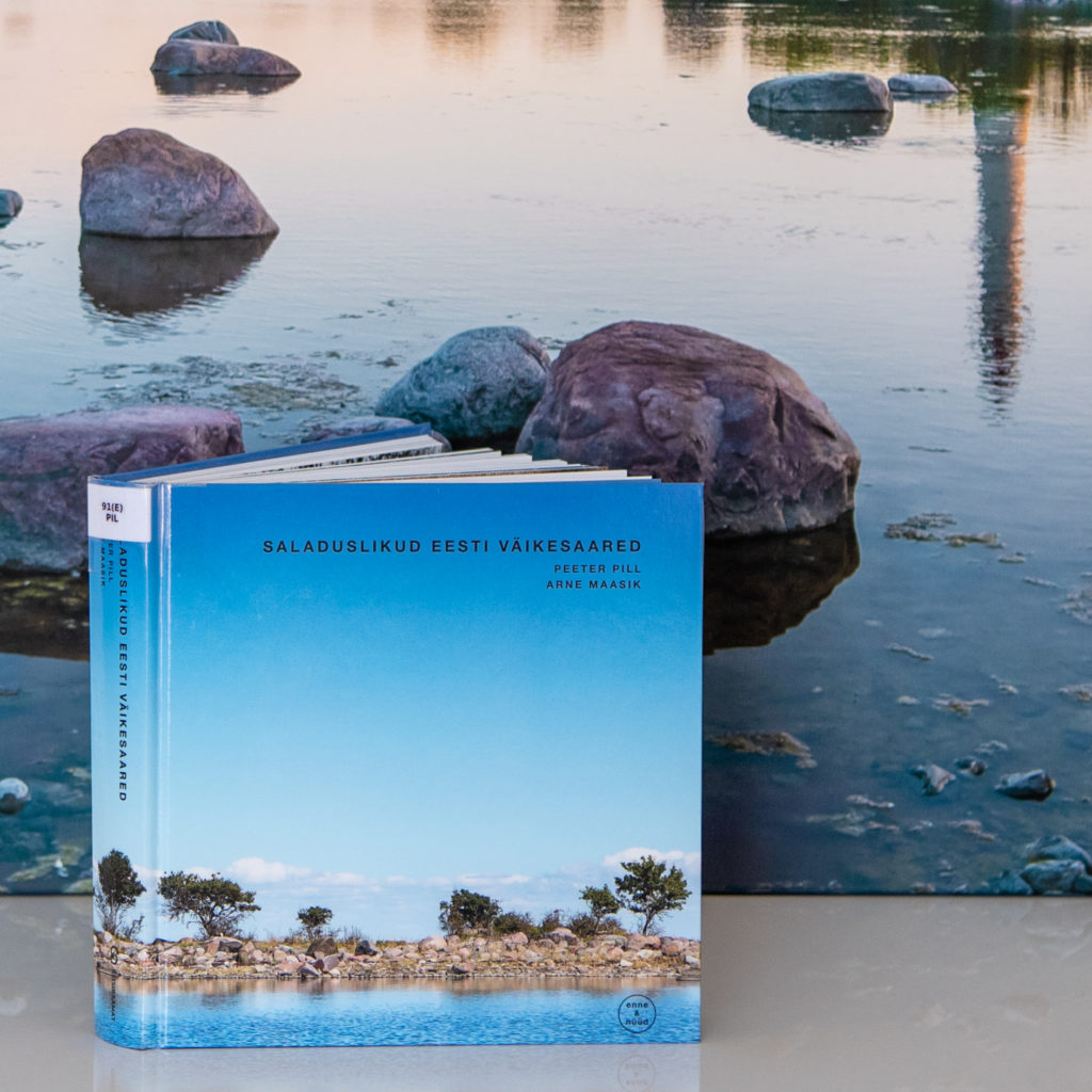 Peeter Pill, Arne Maasik, Saladuslikud Eesti väikesaared, Kihnu majakas